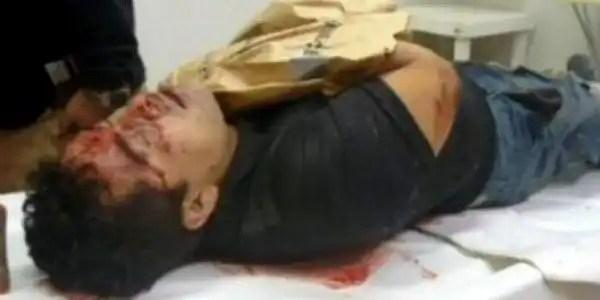 Video: Imágenes inéditas de la muerte de Heriberto Lazcano Lazcano 'El Lazca'