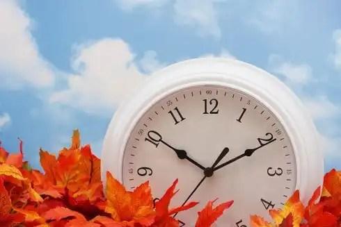 ¿Cómo afecta el horario de invierno?