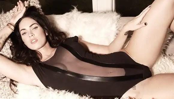 La furia de Megan Fox por la foto que arruina su imagen