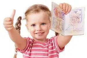 Requisitos para que niños obtengan la visa de Estados Unidos