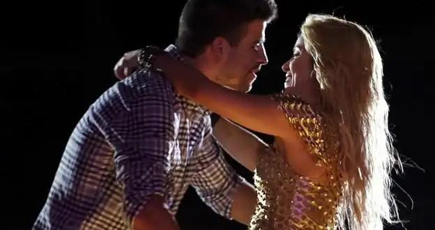 Gerard Piqué y Shakira serán padres de un varón
