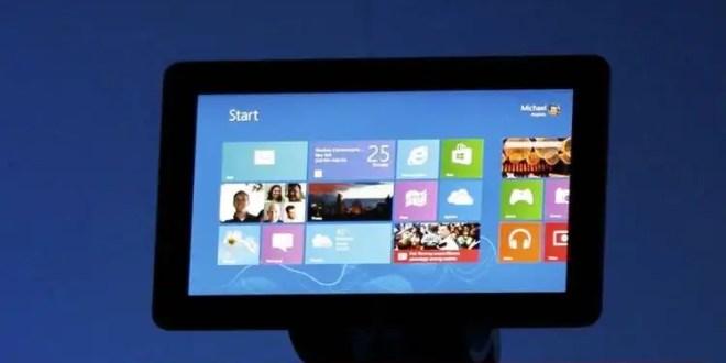 Cómo es el nuevo Windows 8 de Microsoft