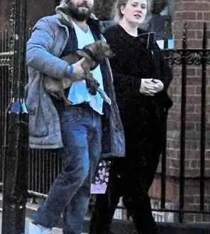 El look de Adele luego de dar a luz - Foto