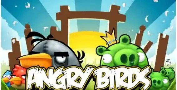 Jugar Angry Birds en el trabajo aumenta la productividad