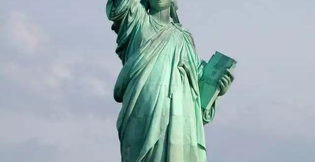 El problema de la Estatua de la Libertad