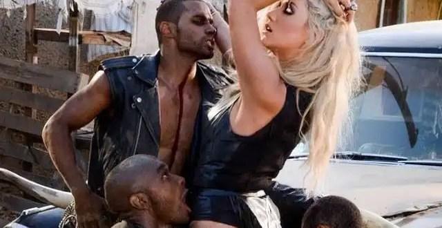 Video escándalo atrevido de Kesha