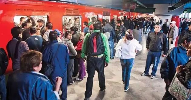Líneas de Metro con mayor riesgo de abuso sexual