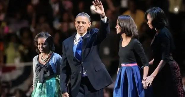 Barack Obama gana la reelección