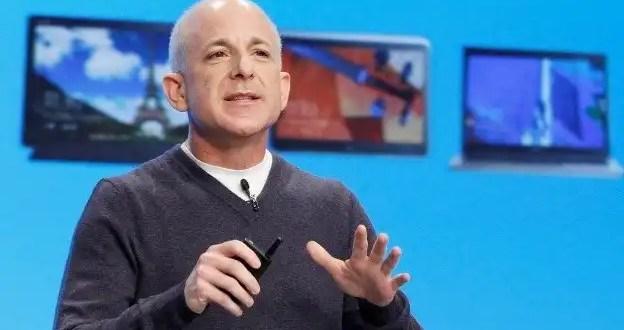 Renunció el jefe de Windows de Microsoft