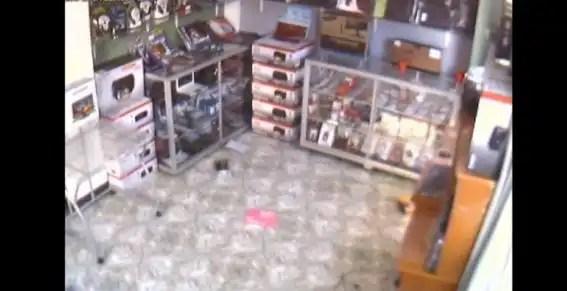 Video: Así fue la intensidad del sismo de Guatemala