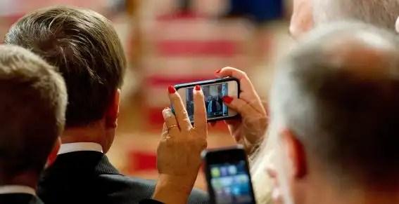 Los tipos de usuarios de smartphones que existen
