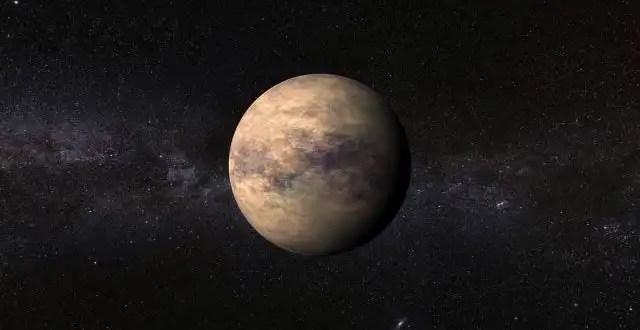 Hallan una supertierra habitable