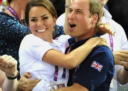 Kate Middleton y el príncipe William esperan su primer hijo