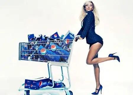 Cuánto pagó Pepsi a Beyoncé por publicidad