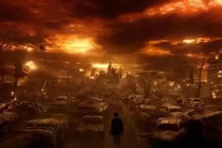Video: Así es el día después del apocalipsis