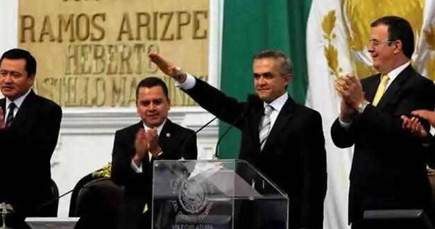 El plan de gobierno de Miguel Ángel Mancera