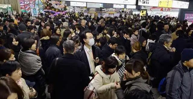 Videos: Fuerte sismo sacude a Japón