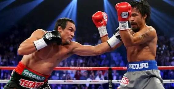 Los boxeadores mejor pagados de México