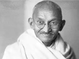La filosofía de de Mahatma Gandhi en frases
