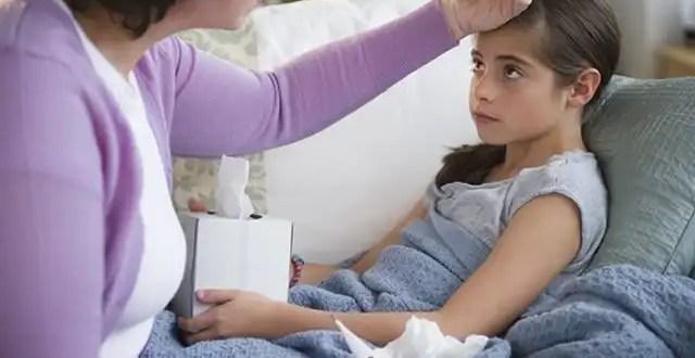Cómo proteger a tus hijos en temporada de gripe