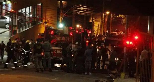 Videos de la tragedia en la discoteca Kiss de Brasil