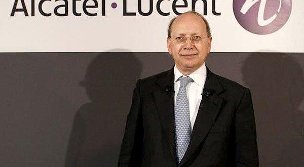 Alcatel echó a su CEO - Quién será el nuevo reeemplazo