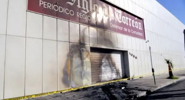 Secuestro y liberación de cinco empleados del diario El Siglo de Torreón