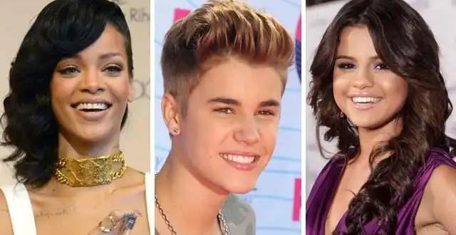 ¿Rihanna es la razón de la ruptura entre Selena Gómez y Justin Bieber?