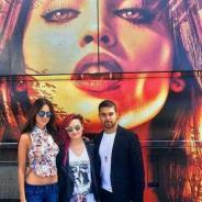 Demi Lovato y Eiza-2