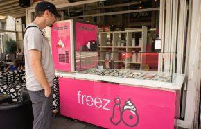 Ledeni jogurt Box Bar