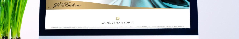 Sito Web wordpress per il Bulino sas Di Vicenza