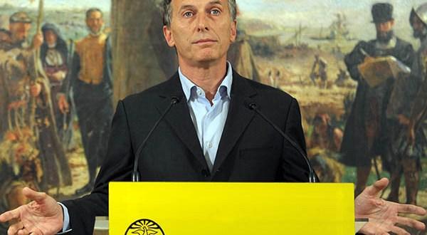 """Macri: """"No habrá más calles"""""""
