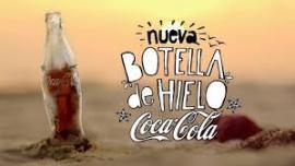 Video: Nueva Coca Cola en botella de hielo