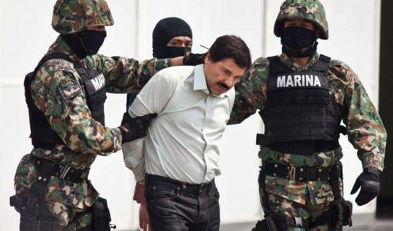 """El Chapo Guzmán: """"Es una realidad que las drogas destruyen"""""""