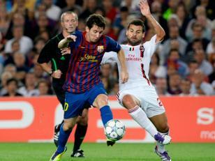 Barcelona buscará la clasificación ante Milan