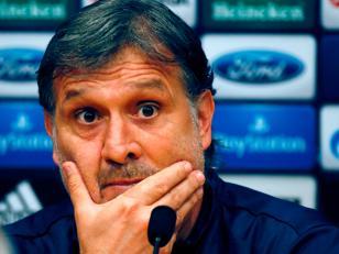"""Tata Martino: """"Estoy harto que me pregunten por Messi"""""""