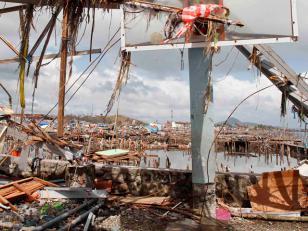 Fotos: así quedó Filipinas tras el paso del tifón Haiyan