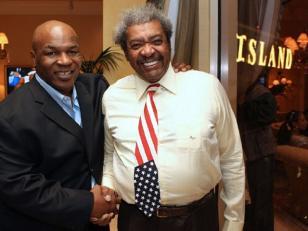 "Mike Tyson: ""Aún me dan ganas de matar a Don King"""