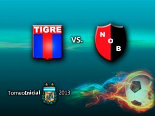 Newells enfrenta a Tigre