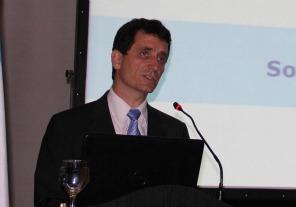 Yedlin resaltó la importancia de relacionar a todos los actores sanitarios del país