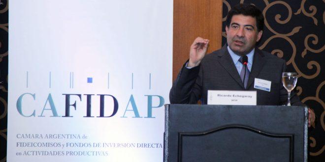 """Echegaray: """"La constitución de fideicomisos demuestran fortaleza económica del país"""""""