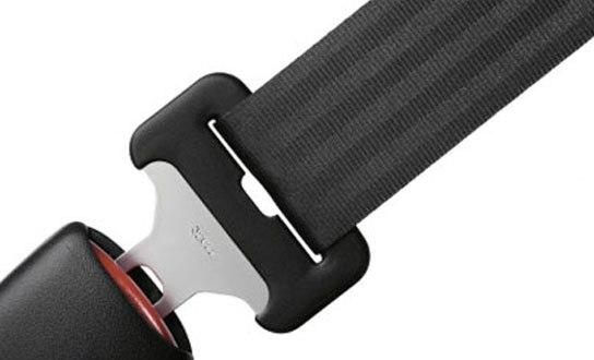 Cada vez más conductores utilizan el cinturón de seguridad