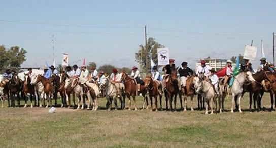 Festival del Día de la Tradición 2013 en Rafaela