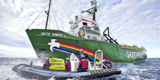 El Tribunal Internacional del Mar dicta sentencia el viernes 22 a los 30 activistas detenidos de Greenpeace