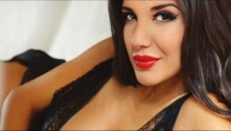 Andrea Rincón fue internada por su adicción a las drogas 2