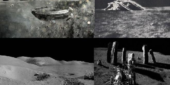 ¿OVNIS y ruinas de edificios y construcciones antiguas en la Luna?: dicen que la NASA censuró videos