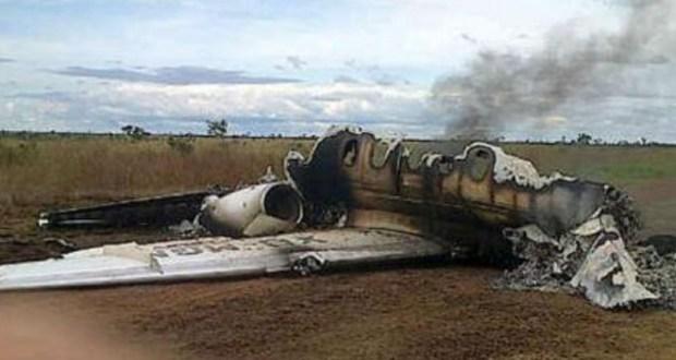 Venezuela derriba avión mexicano que entró sin permiso a su espacio aéreo