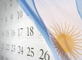 Los feriados del 2014 en Argentina 2