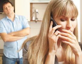 9 señales de que pueden estar engañándote