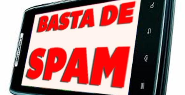 Cómo darse de baja del spam o sms no deseados en el celular